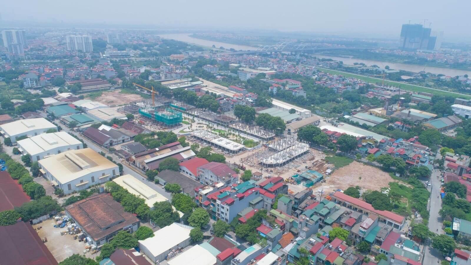 Dự án Bình Minh Garden.