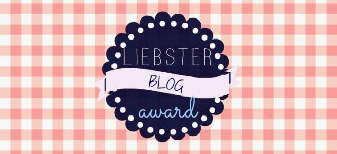 2017 Liebster Blogger Award