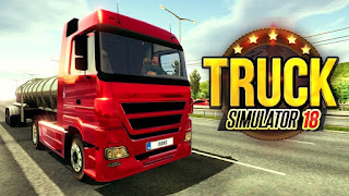 Truck Simulator 2018 Europe Apk Mod Unlimited Money