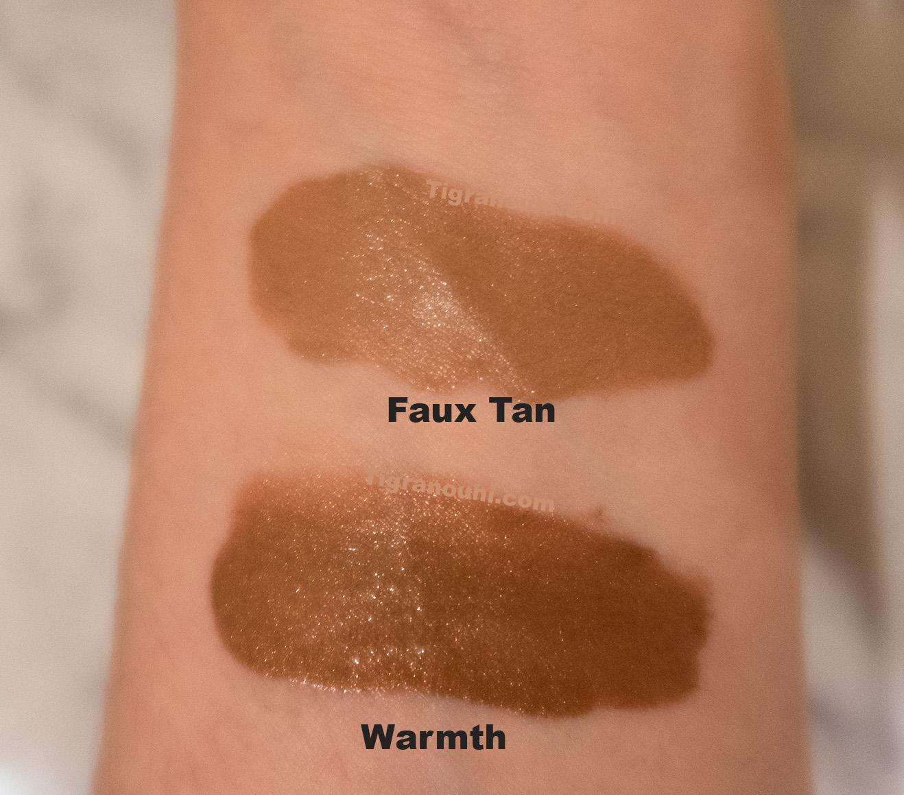 bareminerals faux tan face