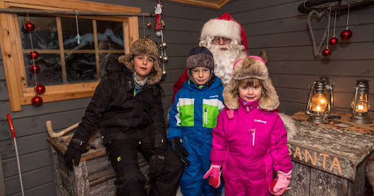 Yes I visited Lapland in one day – was I mad?