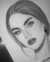 رسومات رائعة بالقلم الرصاص للرسامة السعودية السيدة أسيل