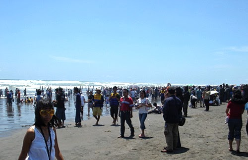 Epic travelers - Depok Beach Jogjakarta