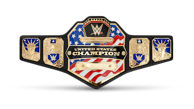 current WWE United States champion title holder
