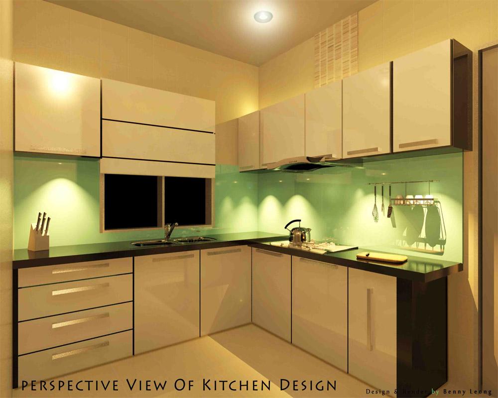 Kabinet Dapur Dungun Desainrumahid Ezlin77
