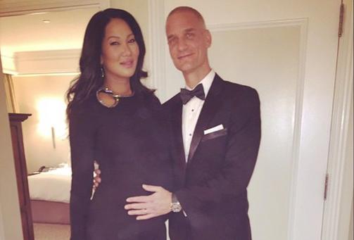 Kimora Lee Simmons Welcomes Baby Boy With New Husband