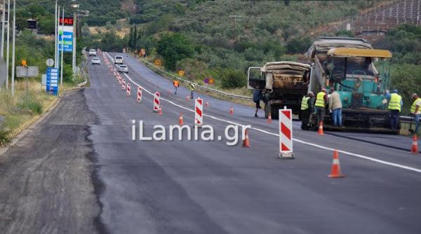 Φθιώτιδα: Ξεκινούν οδικά έργα συνολικού προϋπολογισμού 1.180.000 €