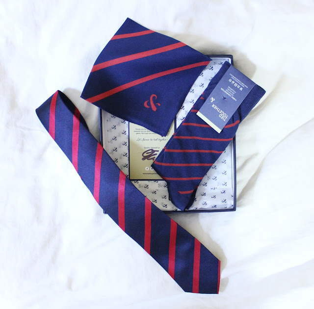 tie and sock gift set men, tied together blog review, tied together matching socks, tied together review, tied together uk,