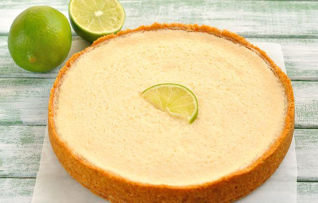 light lime pie