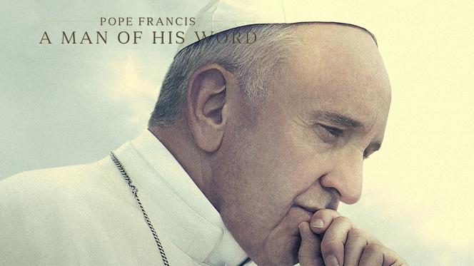 El Papa Francisco: Un hombre de palabra (2018) BRRip 720p Latino-Ingles