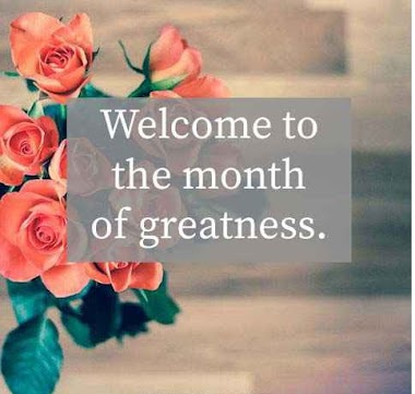Prophet Dr. Wura Michael Chukwugo Happy New Month Message