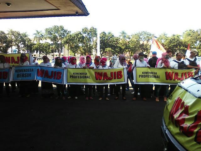 Rekrutmen Pendamping Desa Jangan Dipolitisasi