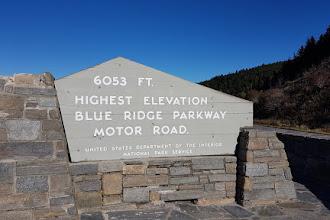 A Road Trip Along Blue Ridge Parkway