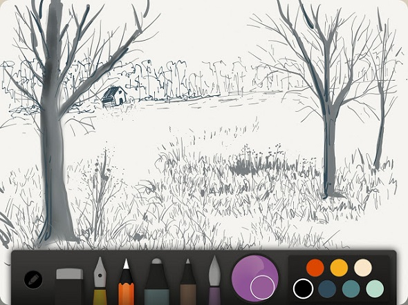 FiftyThree Introduced Paper - An Amazing New iPad App