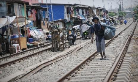 Subsidi Meleset, Bappenas: Tingkat Kemiskinan Kian Dalam