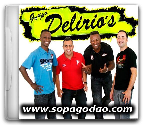 Grupo Delirio's -  Na Radio da Gente Ao Vivo