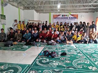 Kader DPAC Kalapanunggal Nahkodai DPC SEPMI Kabupaten Sukabumi Periode 2020-2023