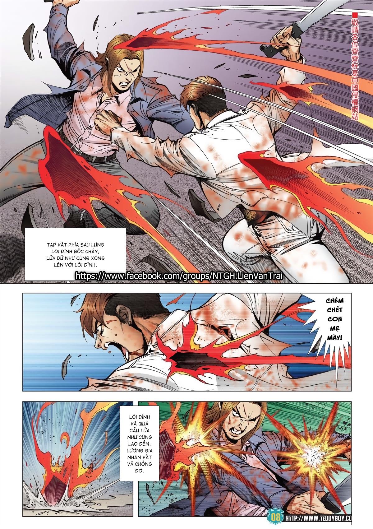 Người Trong Giang Hồ chapter 2038: thanh toán trang 7