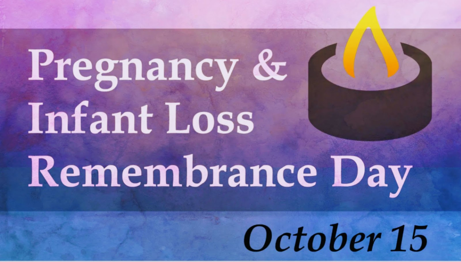 National Pregnancy and Infant Loss Remembrance Day Wishes Awesome Picture