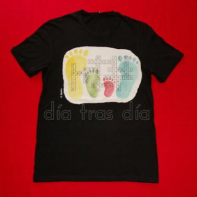 Camiseta día del padre