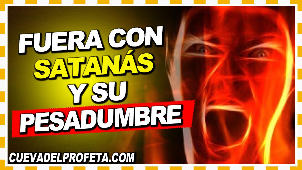 Fuera con Satanás y su pesadumbre - William Branham en Español