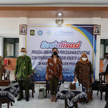 Kejar Penurunan Kasus Stunting di Kulon Progo, BPD AKU DIY Gandeng BKKBN