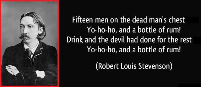 Stevenson, Bottle Of Rum Song