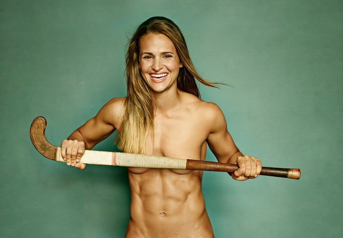 issue nude espn female athletes Body