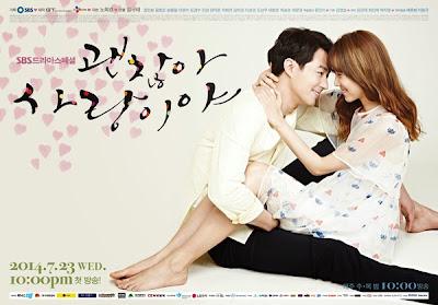 "Sinopsis Drama Korea ""It's Okay, That's Love"" (Lengkap)"