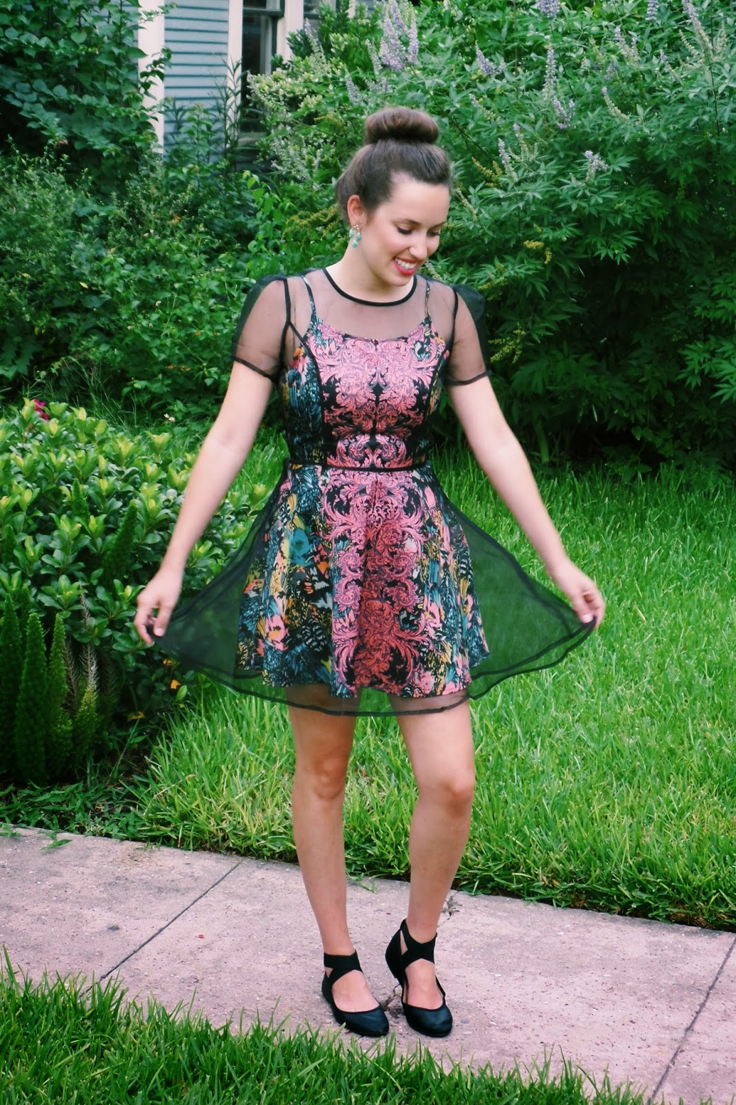 Trendy in Texas Blog, Trendy in Texas, Kissue TX, Kissue, Kissue Zaza Dress, Kissue Trendy in Texas, Kissue Sisters, Zaza Dress, Houston Fashion