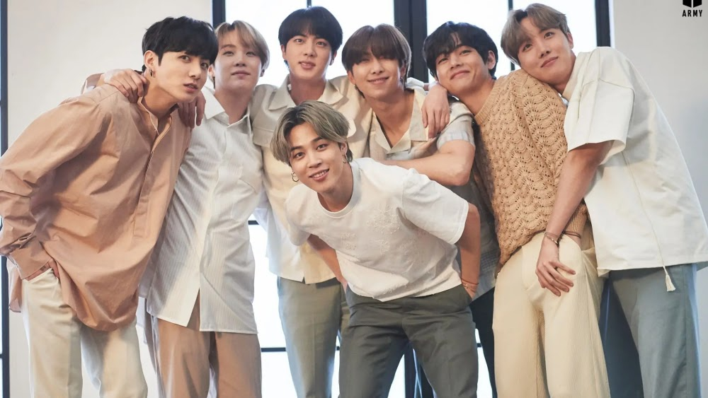 BTS Makes History in Japan With Their Single 'Film Out' on Oricon Charts