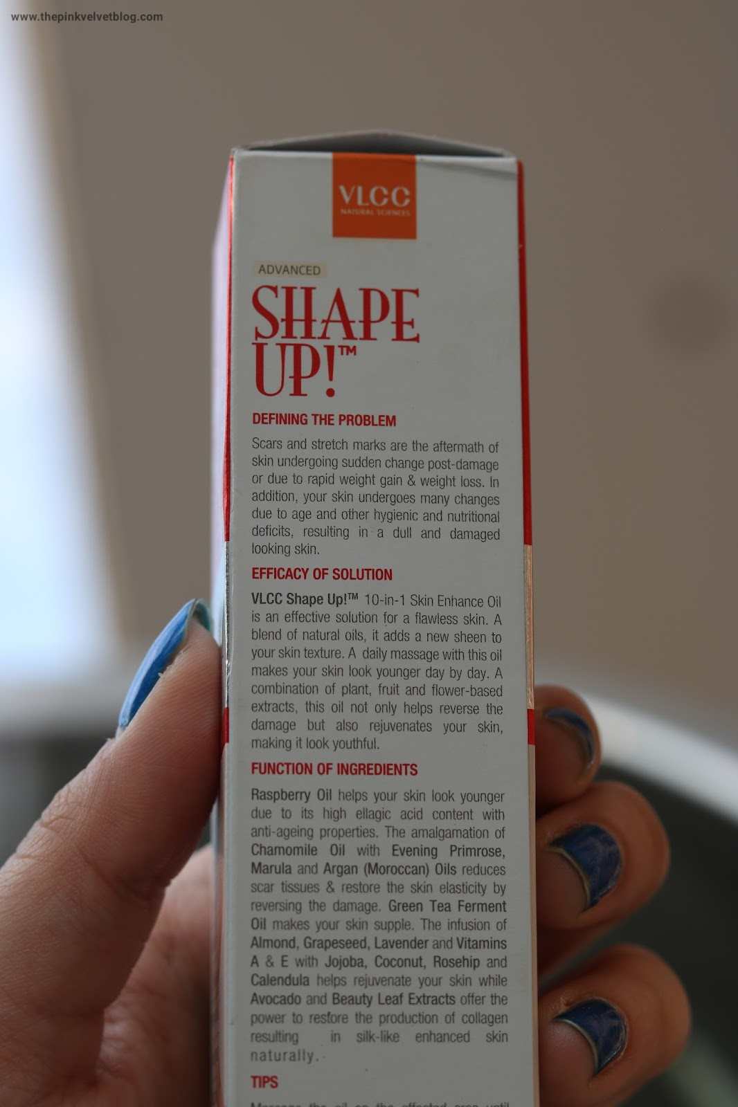 VLCC Shape Up 10 in 1 Skin Enhance Oil
