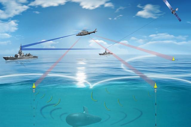 """SAES participa en las Conferencias """"Underwater Defence and Security"""" en Portsmouth"""