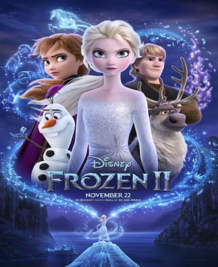 Frozen II 2019 BluRay 720p Dual Audio In [Hindi English] Download