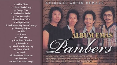 Kumpulan Lagu Panbers Album Emas vol 2 Mp3 Full Album Rar