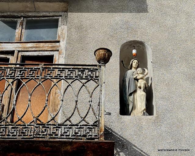Warszawa Warsaw kapliczka warszawskie kapliczki miejsca kultu Praga Południe Kamionek