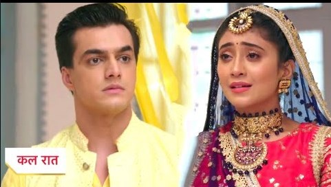 OH NO! Kartik hurts Naira's sentiments getting intimate with Vedika in Yeh Rishta Kya Kehlata Hai