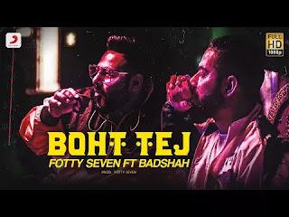 Boht-Tej-Lyrics