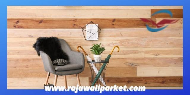 Material Panel Dinding Kayu Terbaik  - HPL