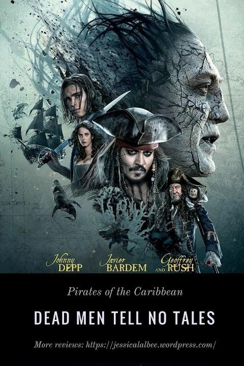 Pirates of the Caribbean: Dead Men Tell No Tales(2017) 480p & 720p BluRay Dual Audio (Hindi+English) Full Movie