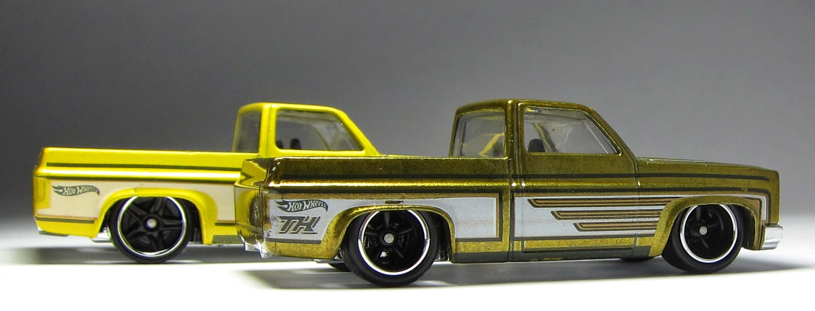 927fc5e11a Cool is Cool is Cool: Hot Wheels '83 Chevy Silverado, Part 1 - 2014 Super  Treasure Hunt.