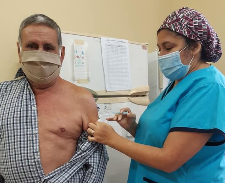 vacunacion crespo covid