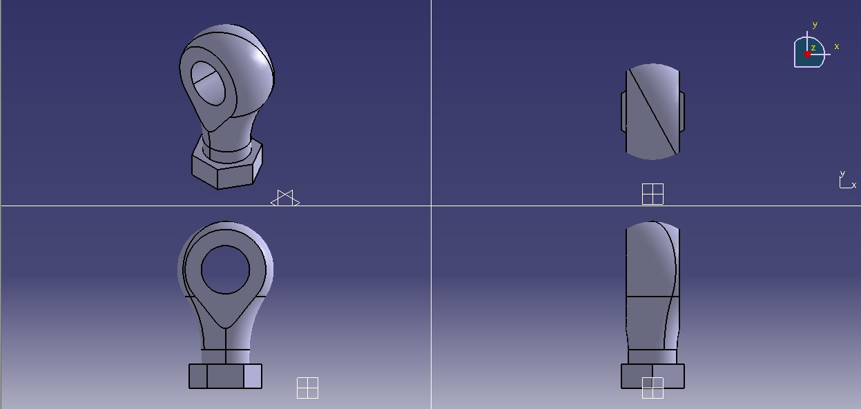 catia v5 tutorial for beginners catia v5 tutorial shaft and hole. Black Bedroom Furniture Sets. Home Design Ideas
