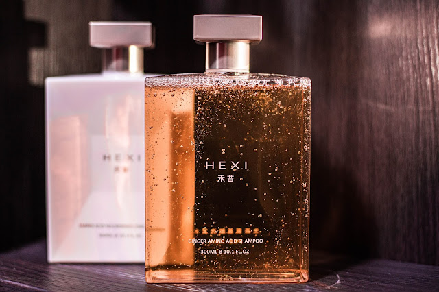 Hexi Haircare Range: Smells & Feel so Good!