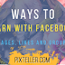 Shocking Ways to Earn with Facebook Pages, Likes and Groups