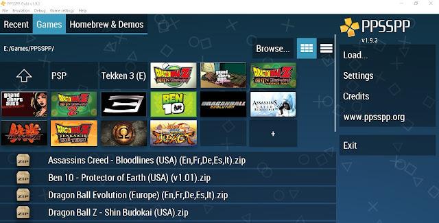 ppsspp game downloader apk