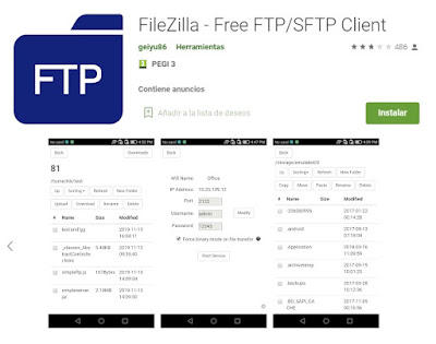 FileZilla - Free FTP/SFTP Client