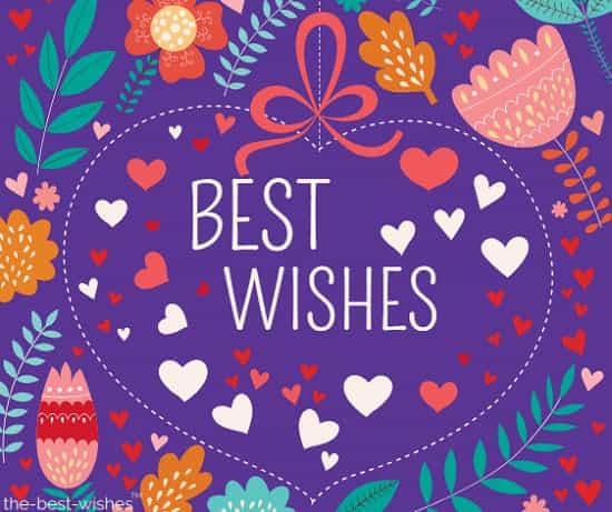 Best Wishes Image
