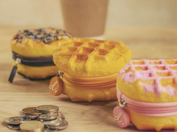 http://www.firebox.com/product/6510/Scented-Belgian-Waffle-Coin-Purses?via=related