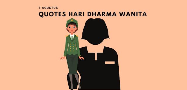 100 Quotes Ucapan Selamat Hari Dharma Wanita 5 Agustus
